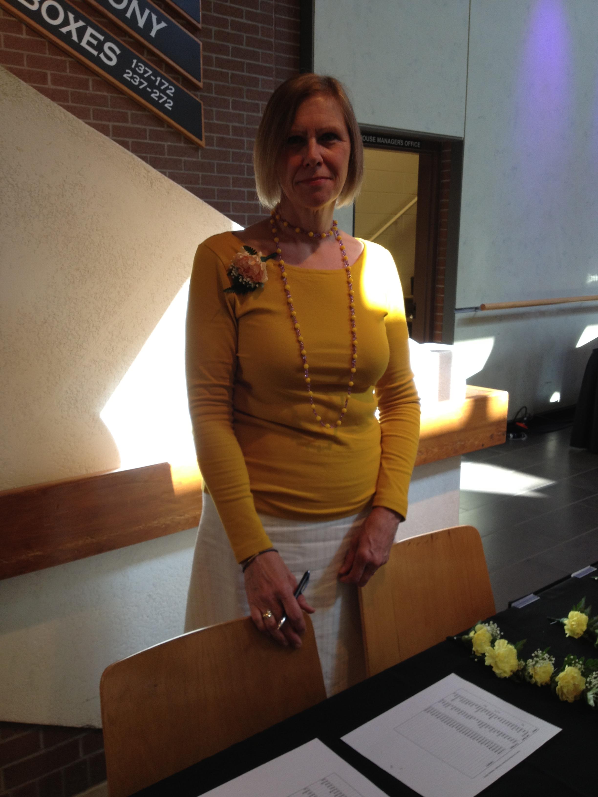 Diane Koebel, AAWR Volunteer