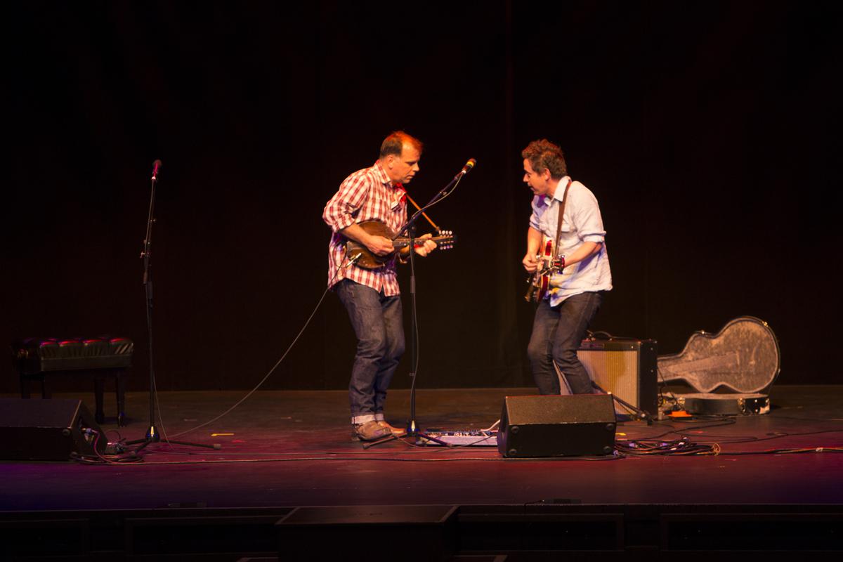 Bob Egan and Danny Michel
