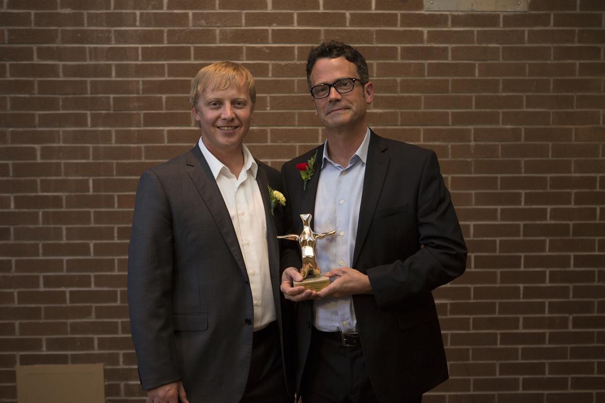 Stephen Preece – Open Award