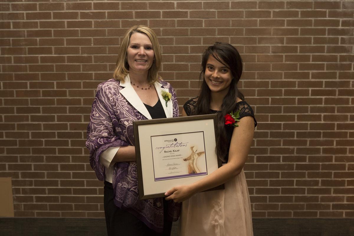 Sandra Kuttis - Comcor Environmental Leading Edge Award