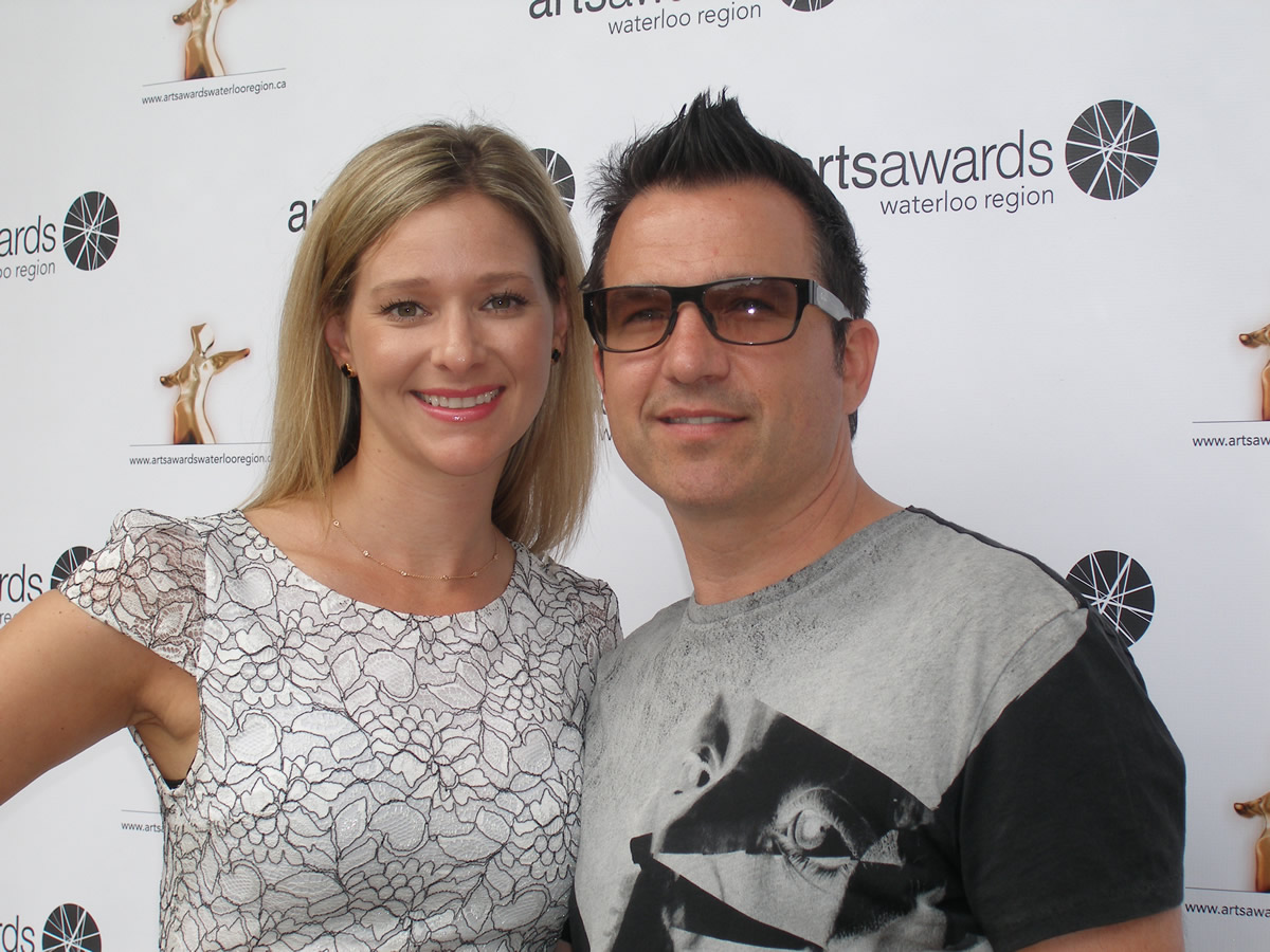 Silvia & Eric Charles