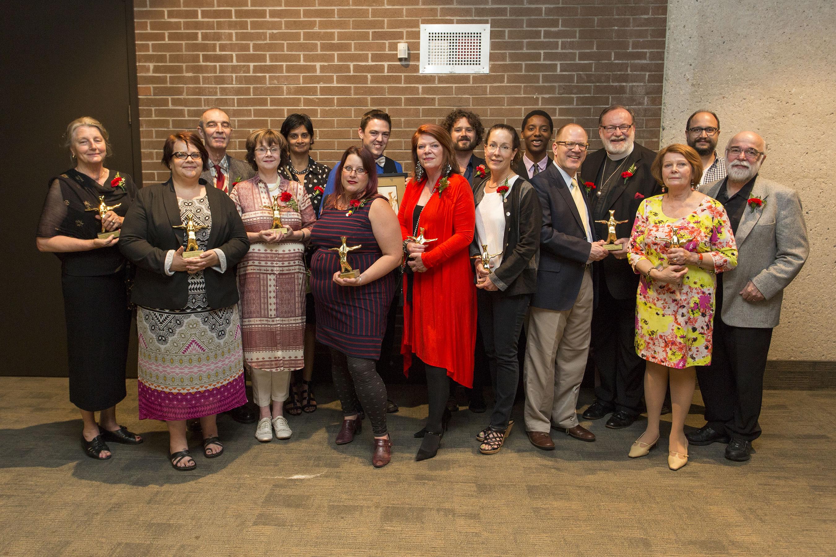 Arts Awards Waterloo Region 2014 Winners