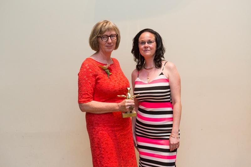 Literary Award Pamela Mulloy