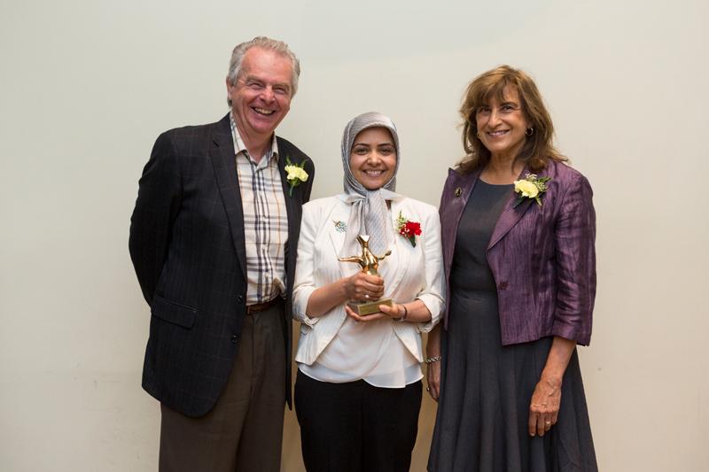Machteld Faas Xander Visual Arts Award Sohelia Esfahani