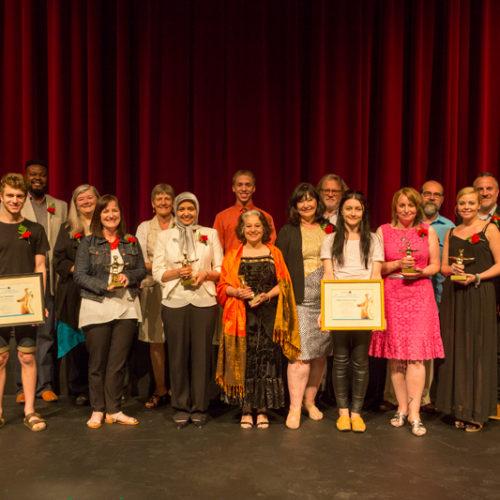 Arts Awards 2015 Recipients
