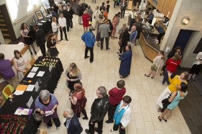 Centre in the Square Lobby Pre-Show