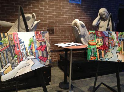 BOX Artist Gallery