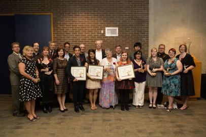 2012 Arts Awards Waterloo Region Recipients