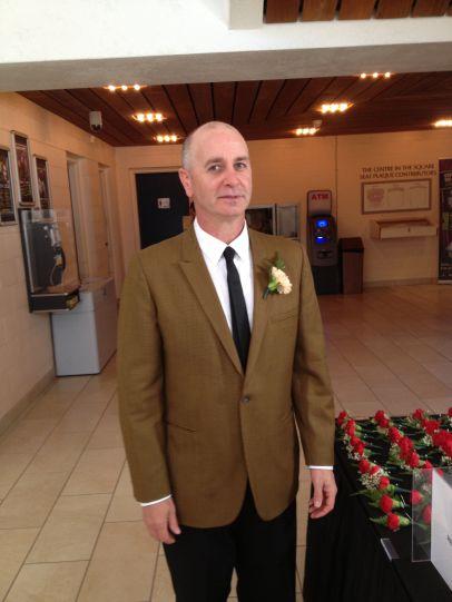 Patrick Inglis, AAWR Volunteer