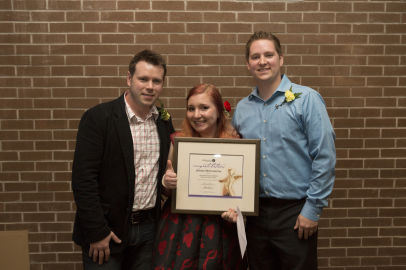 Joanna Worthington – Maxwell`s Music House Leading Edge Award