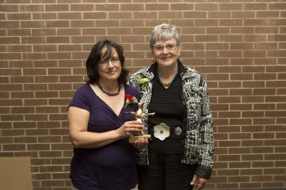 Nancy Yule – Amy Hallman Snyder, Textile, Fibre or Quilting Arts Award
