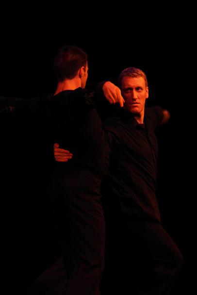 Trevor Copp & Jeff Fox - Tottering Biped Theatre