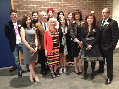 2012 Arts Awards Waterloo Region Volunteer Committee