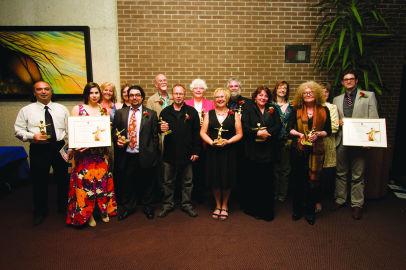 Arts Awards Winners