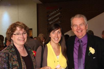 Mary-Ellen McClear, Julia Derry & John Short