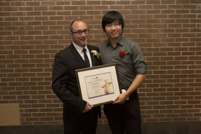 Edward Cho – Uptown Waterloo BIA Leading Edge Award